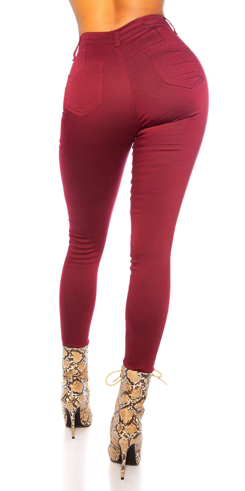 Skinny Jeans colored