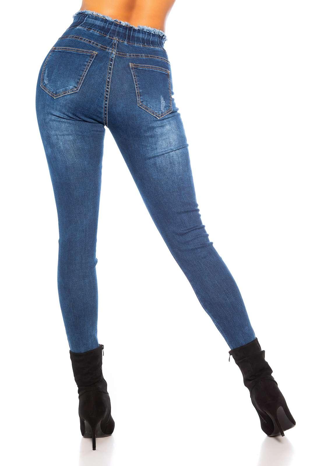 High Waist Jeans Daina