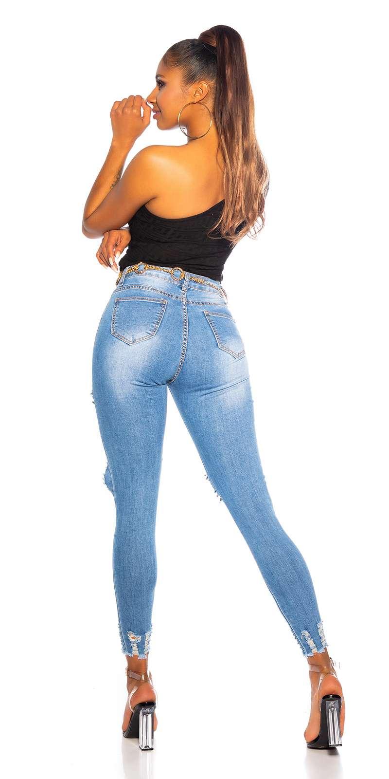 High Waist Jeans Sally