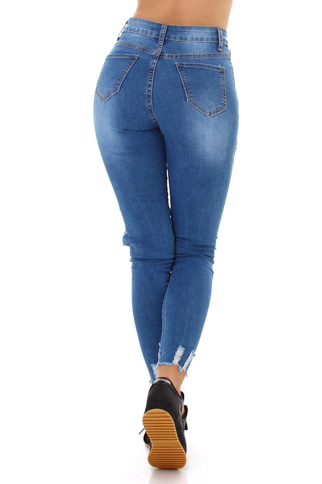 High Waist Jeans Saima