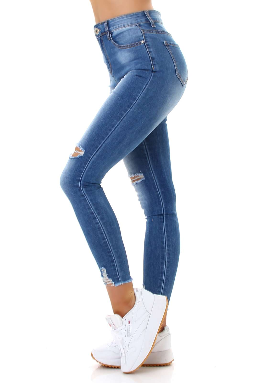High Waist Jeans Sanda