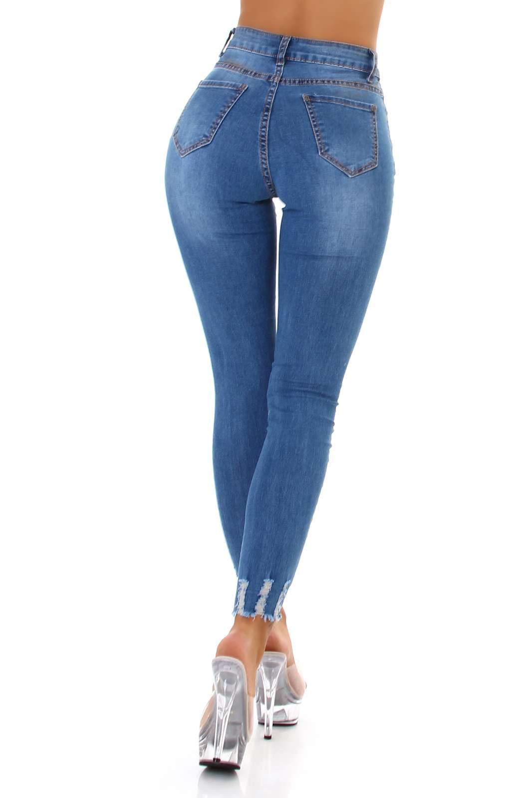 Destroyed Jeans Sania
