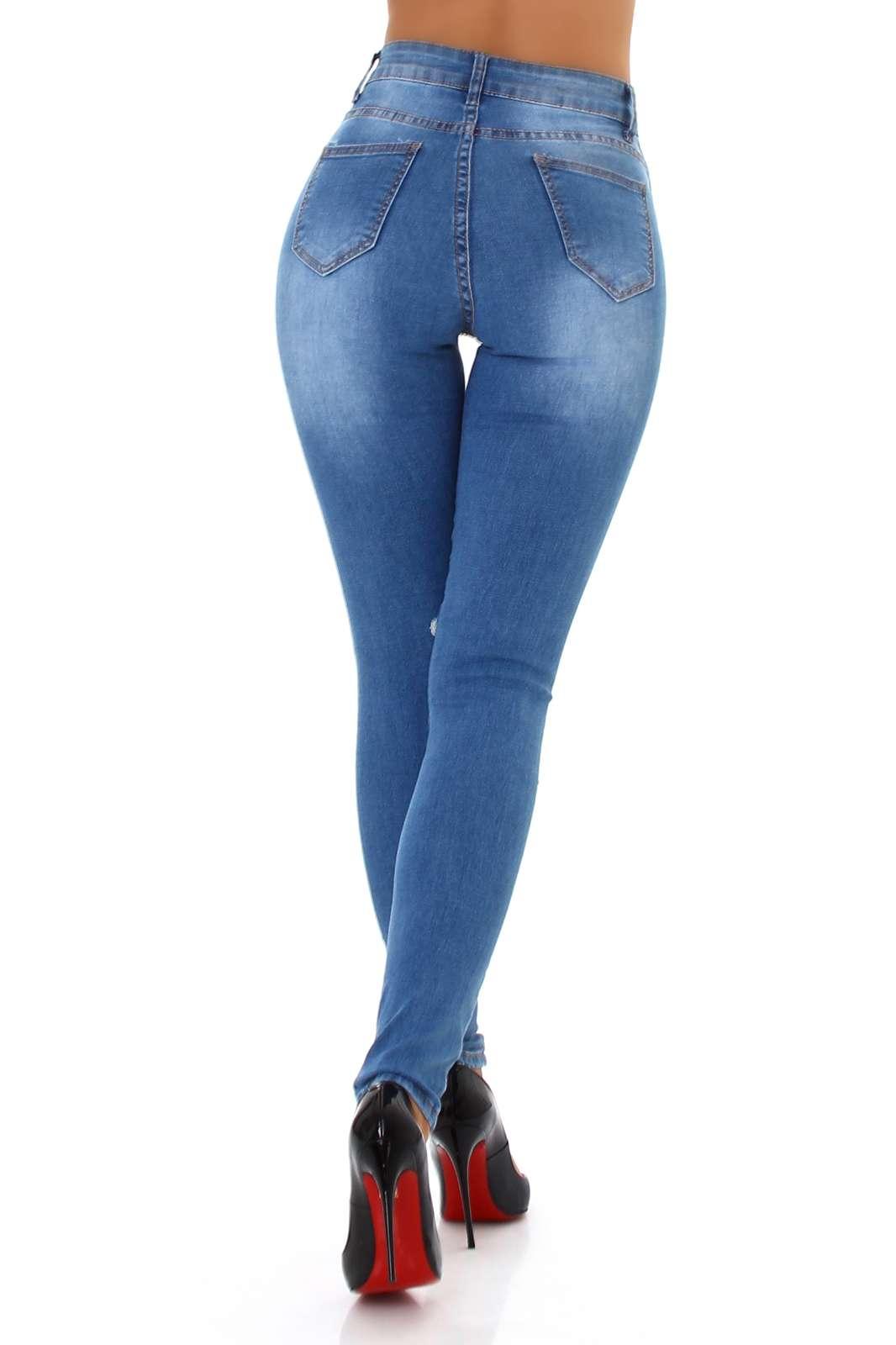 Destroyed Jeans Saraia