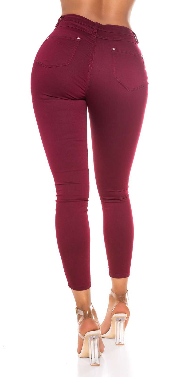 Colored Basic Jeans