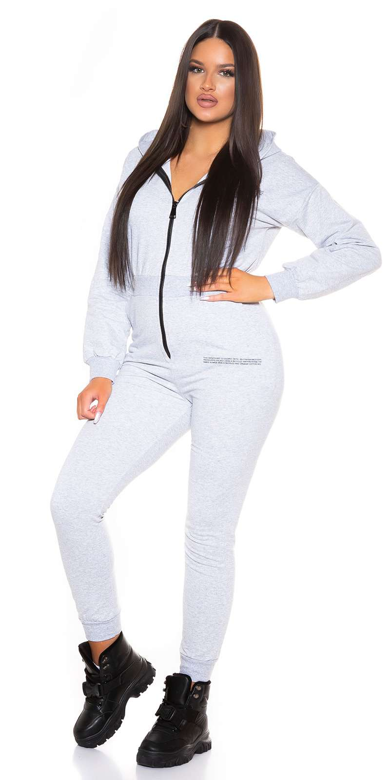Sweat Jumpsuit