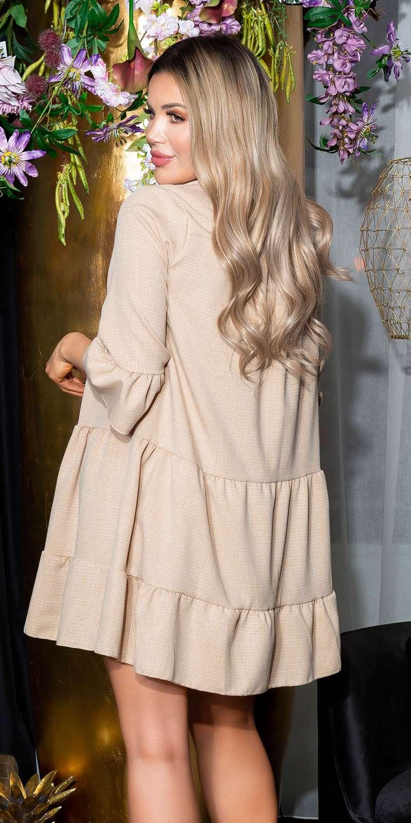 Robe babydoll Caitlyn