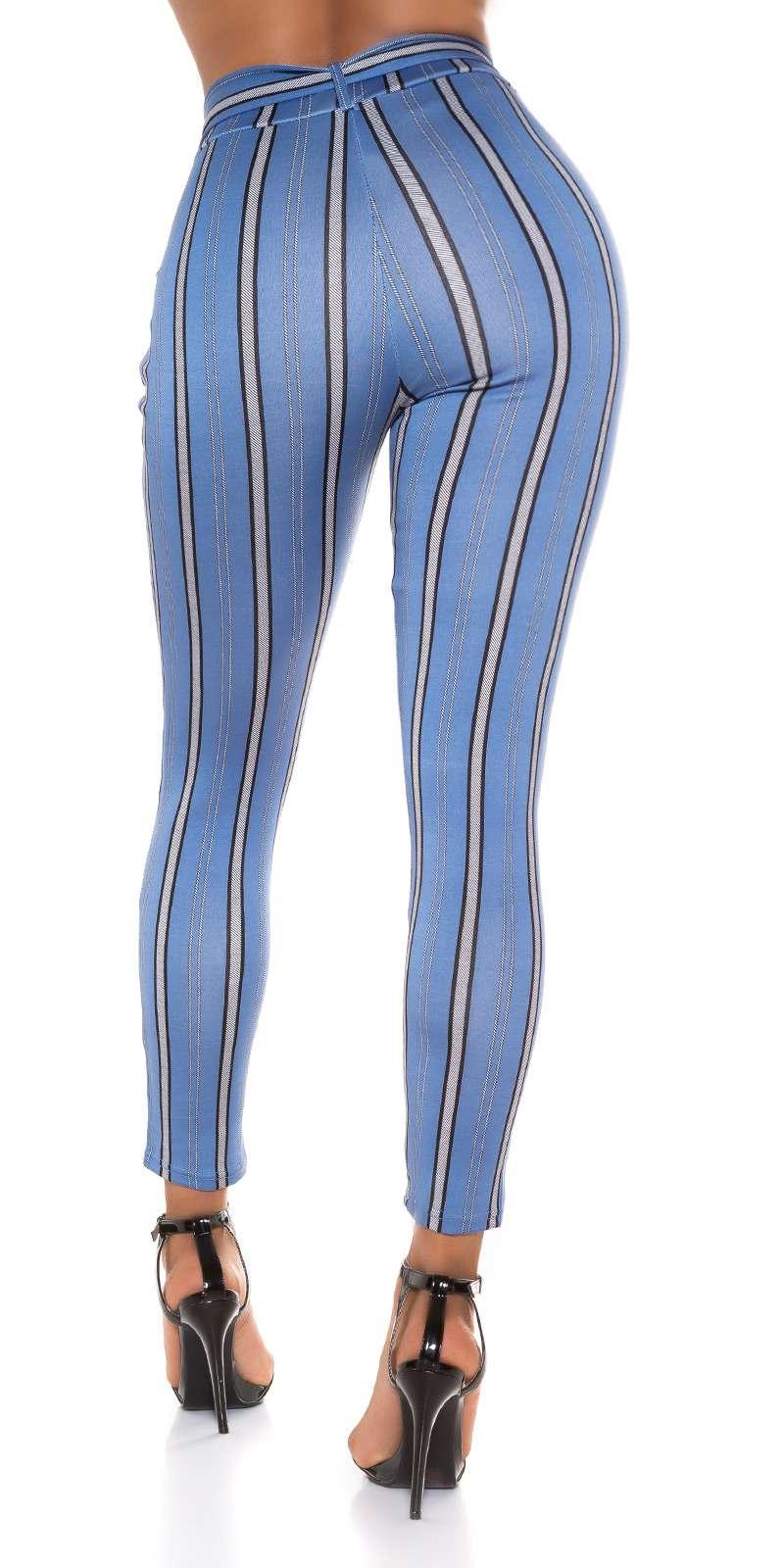 Pantalon High Waist  Cara