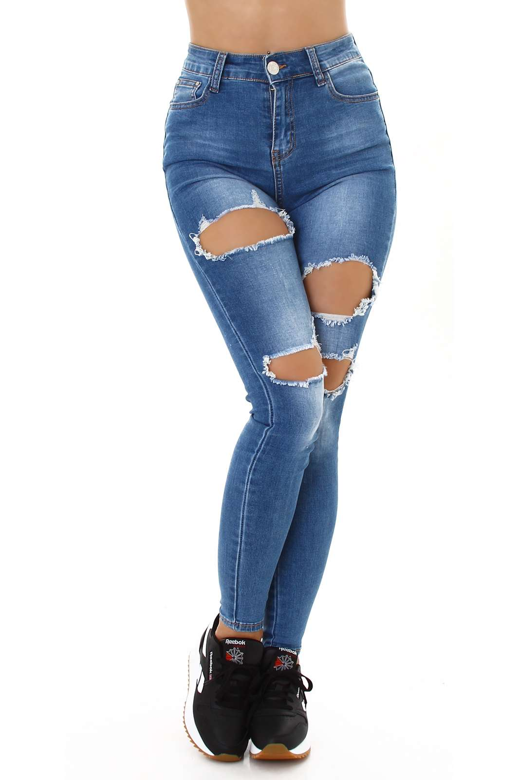 Destroyed Jeans Dania
