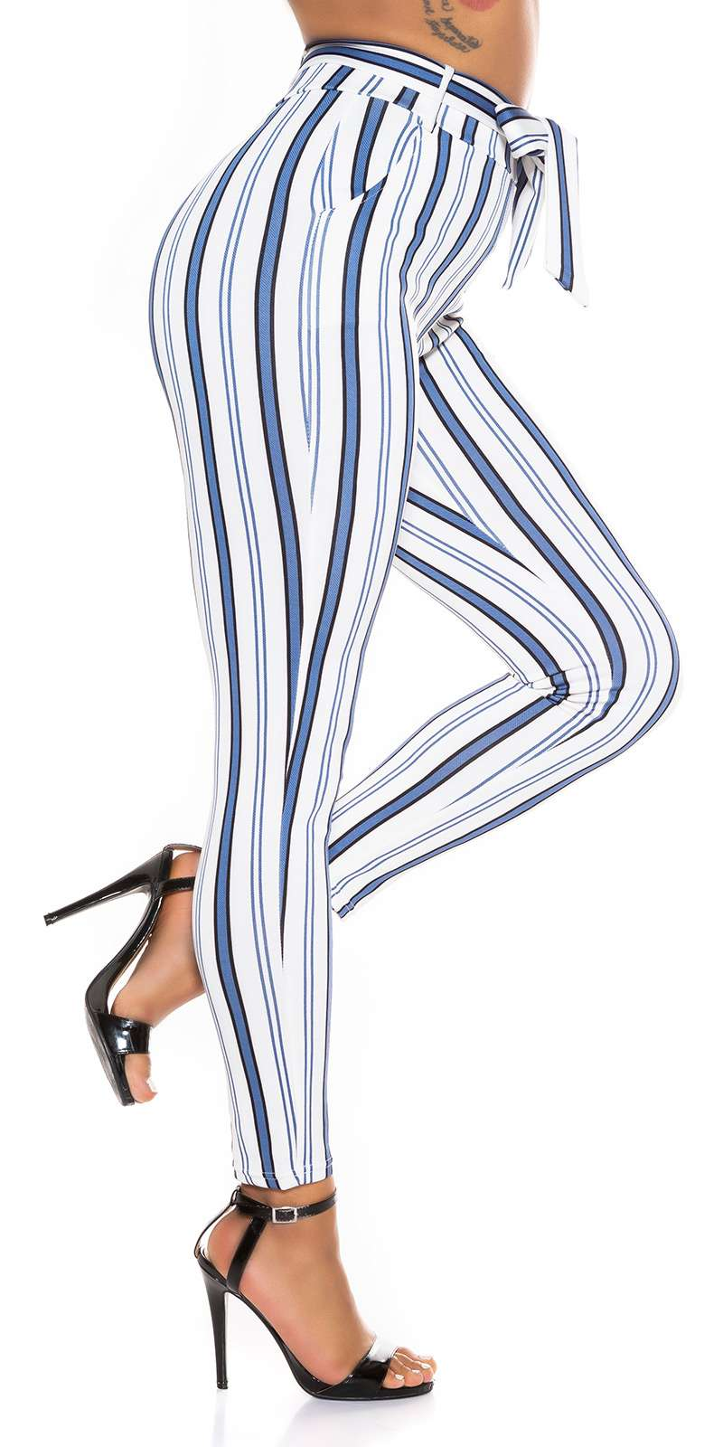 High Waist  Hose Cara