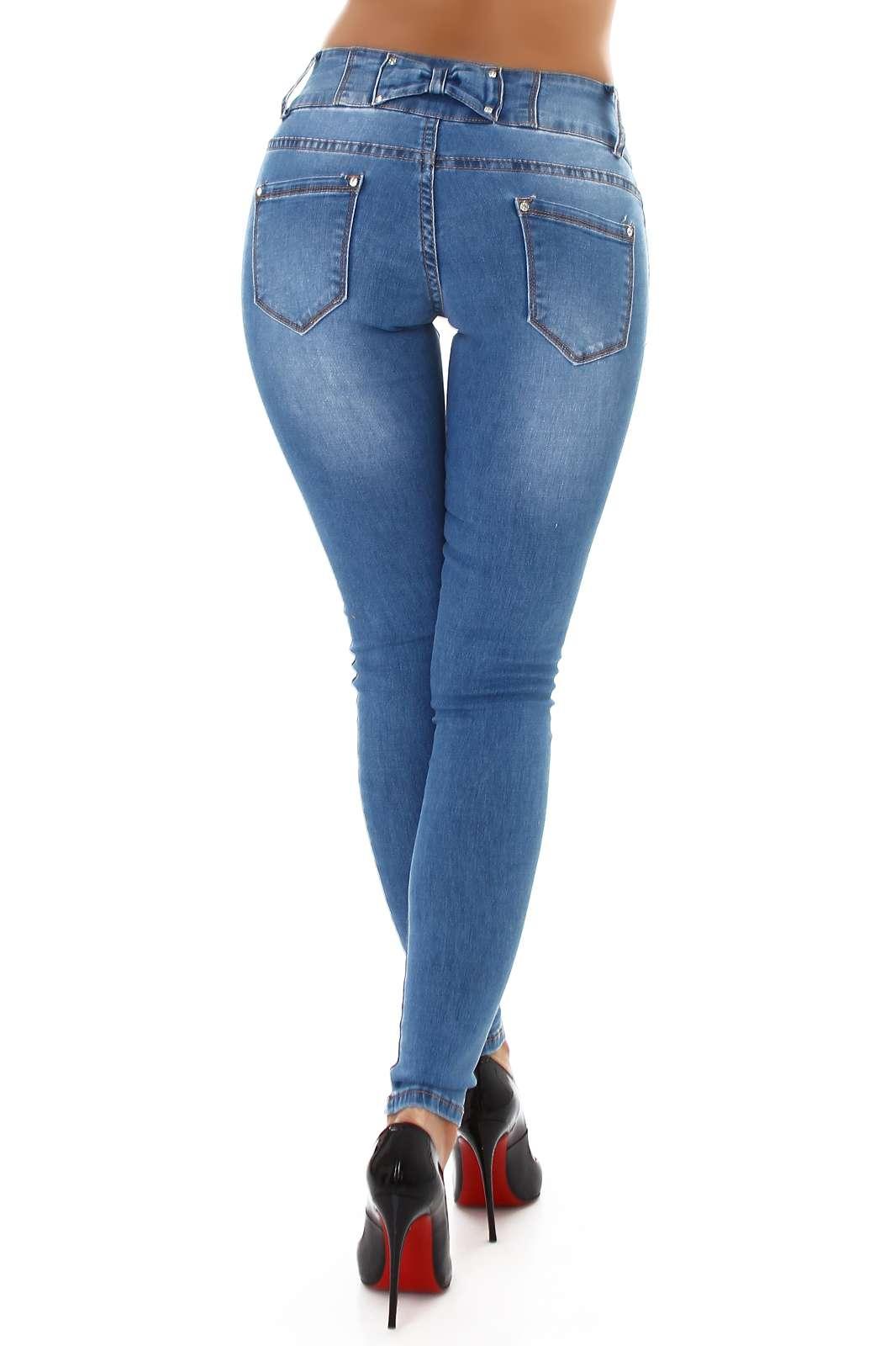 Jeans Push-Up Aida