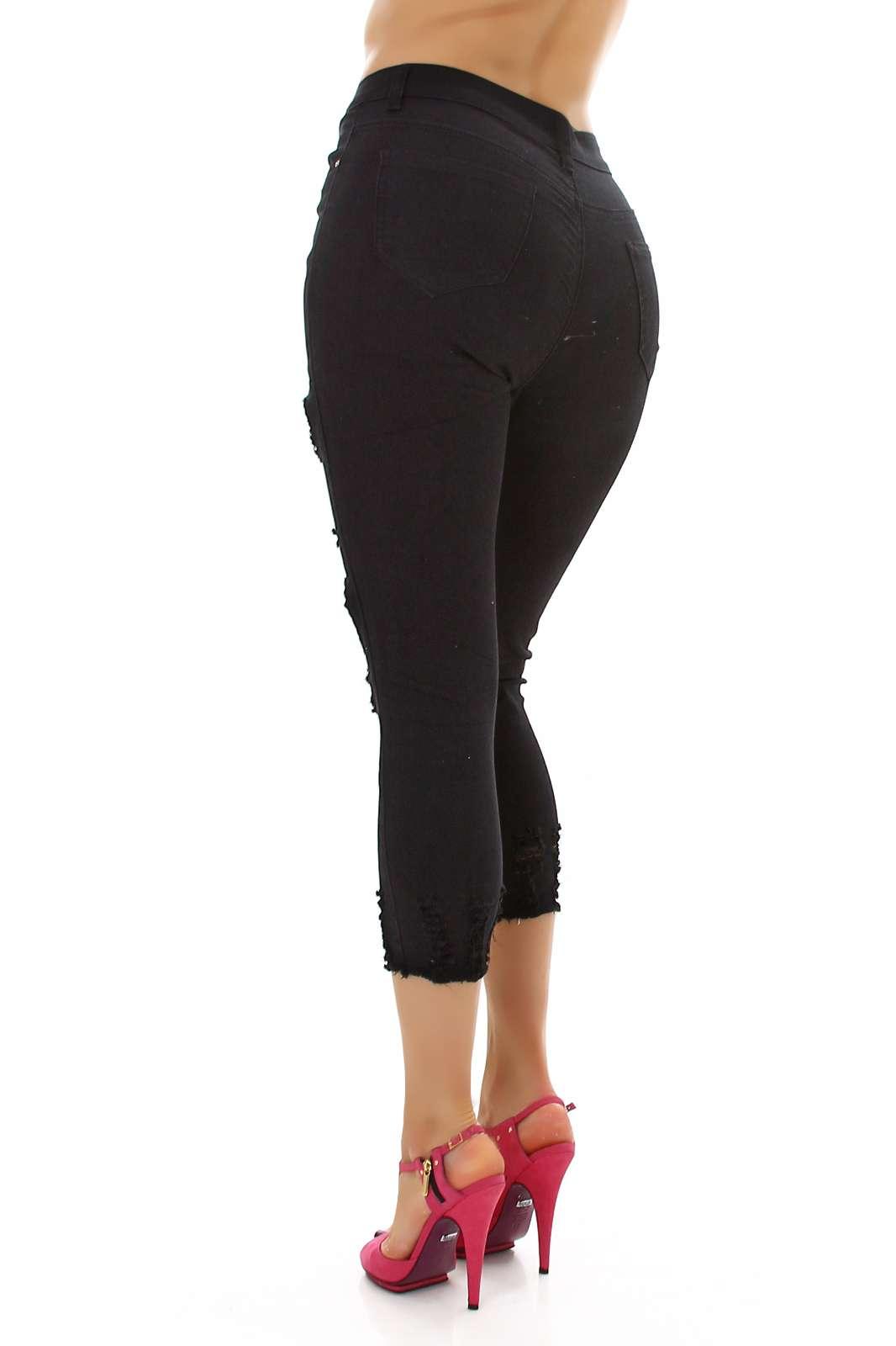 Jeans avec filet Aiva