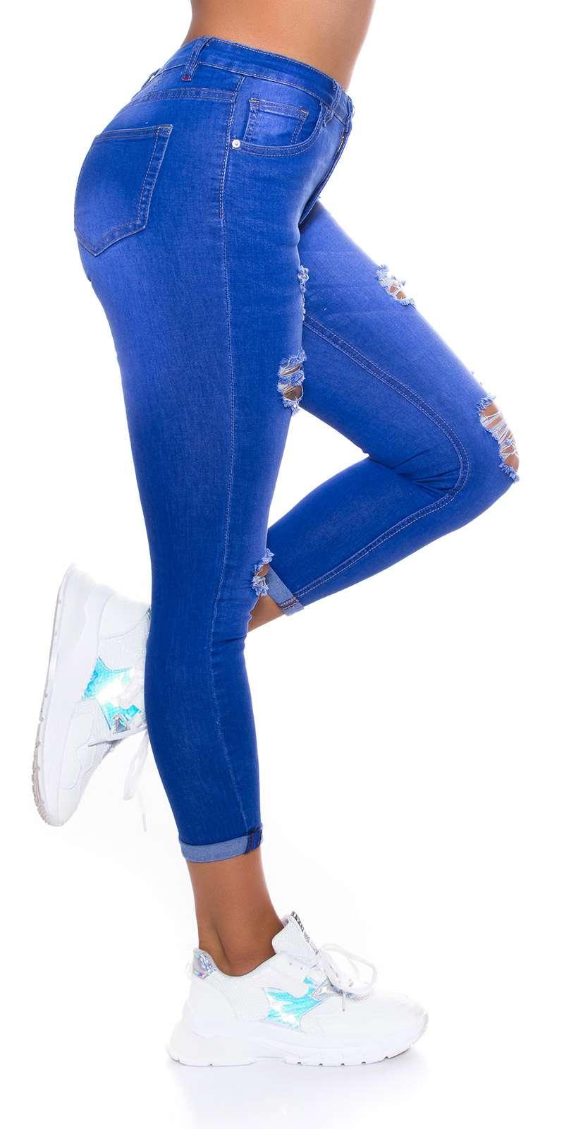 High Waist Jeans Calea