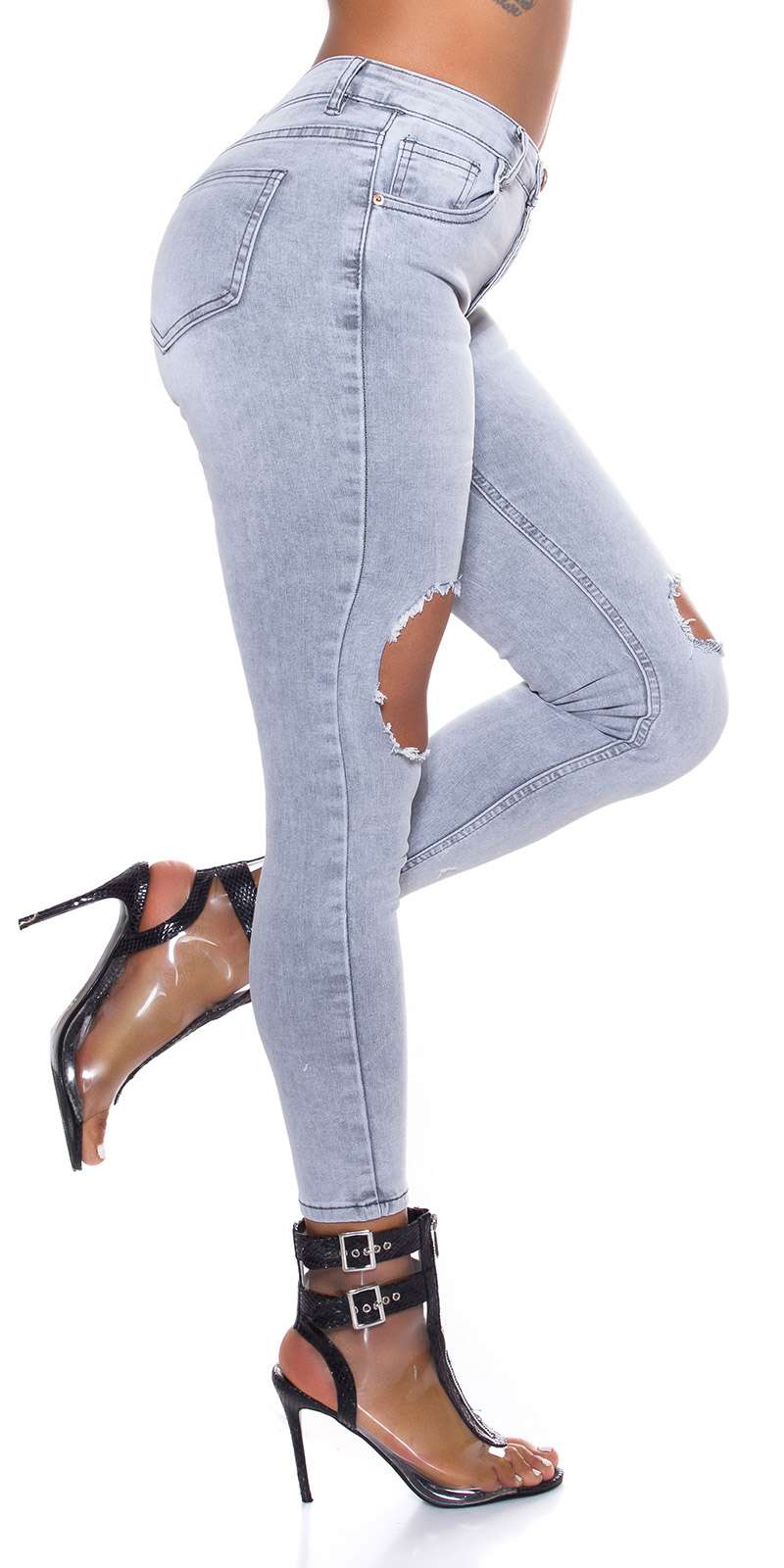 High Waist Jeans Caren