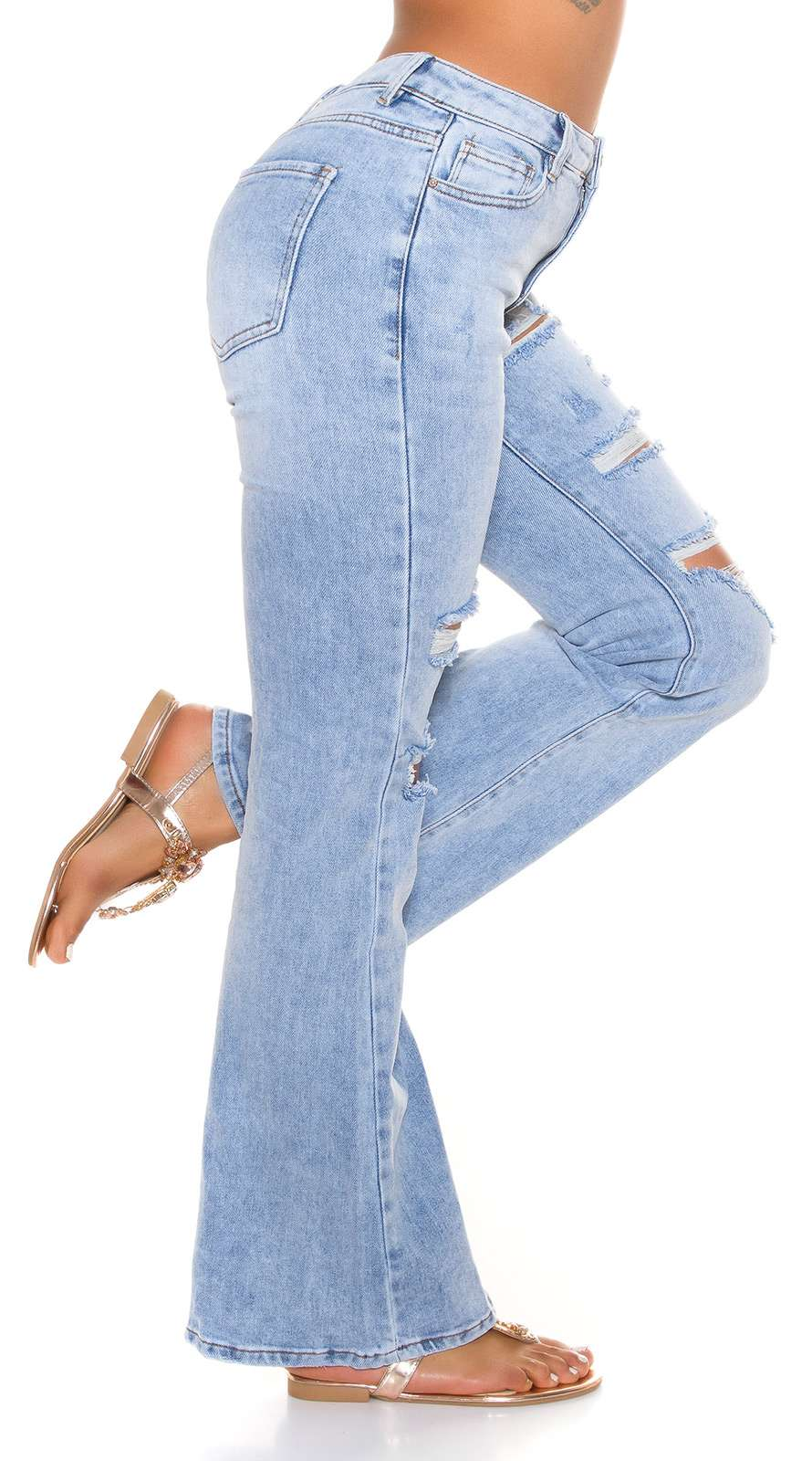 Flared Jeans Elnea