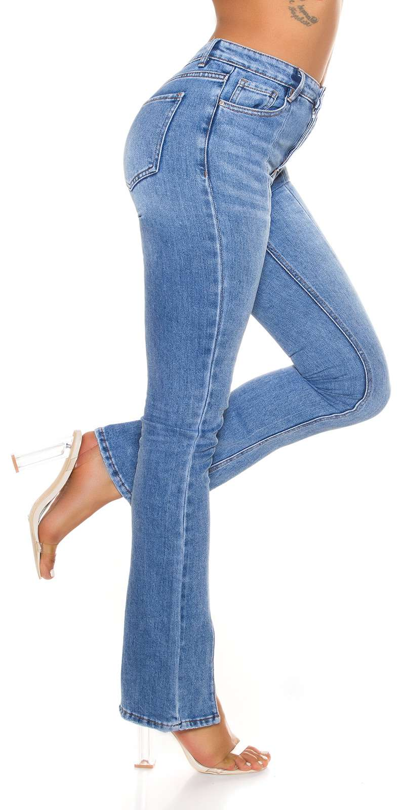 Bootcut Jeans Elva
