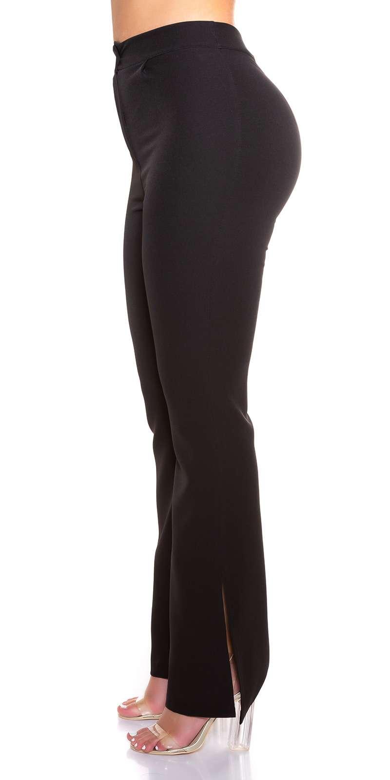Pantalon bootcut Elora