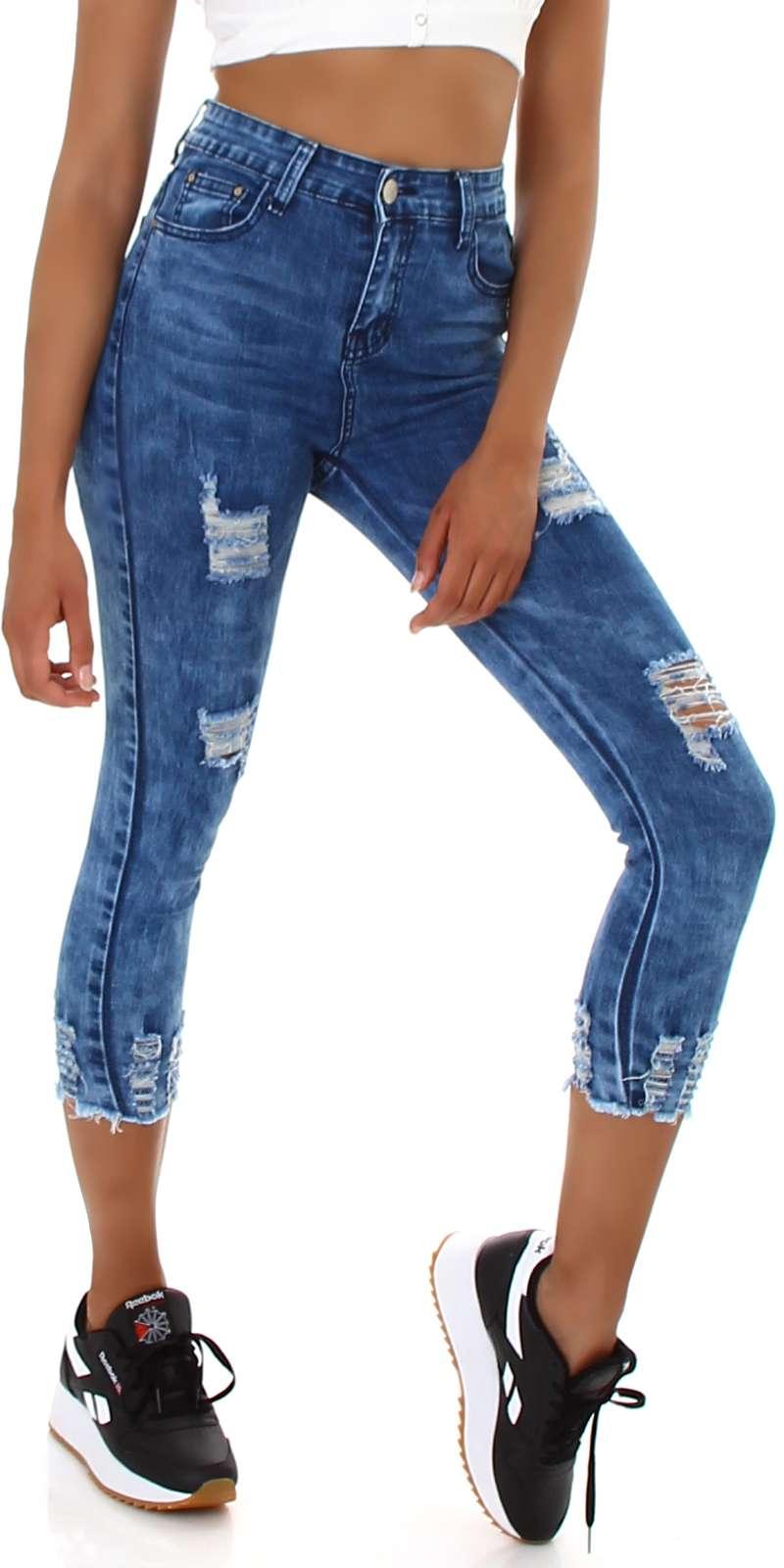 Jeans Destroyed Kacey