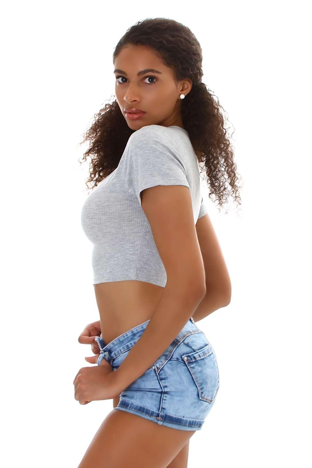 Crop shirt Ivy