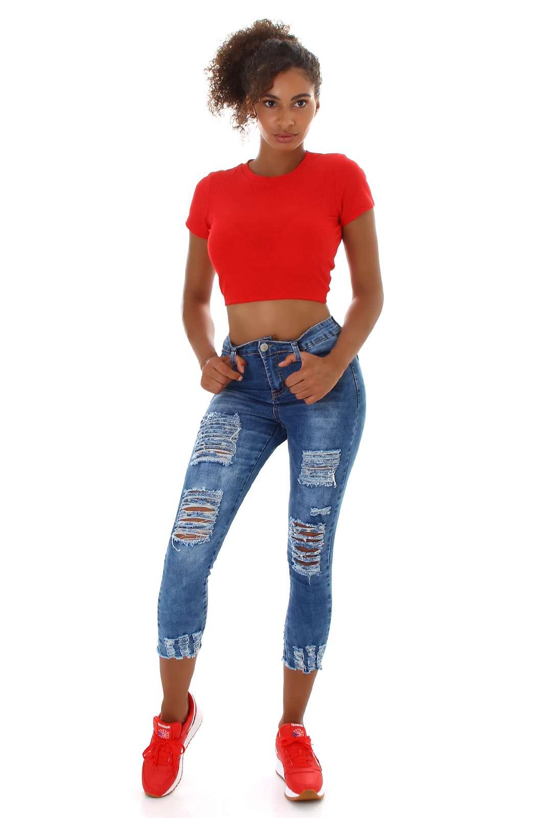 Jeans Destroyed Kona