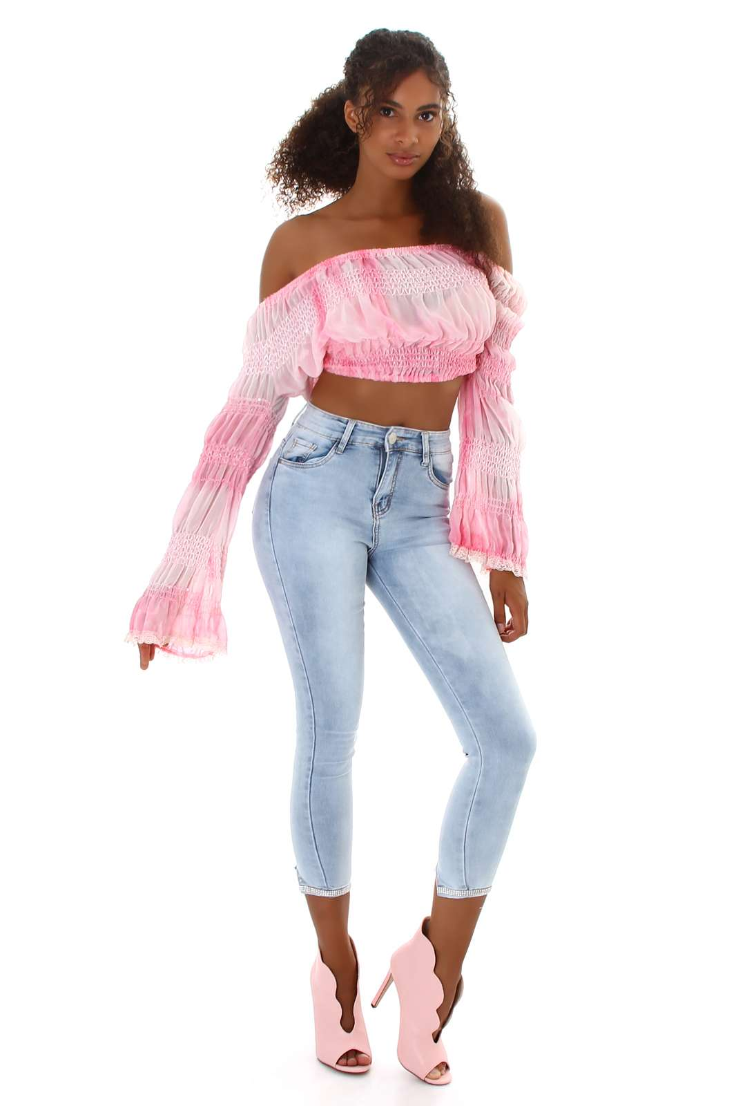 High Waist Jeans Klea