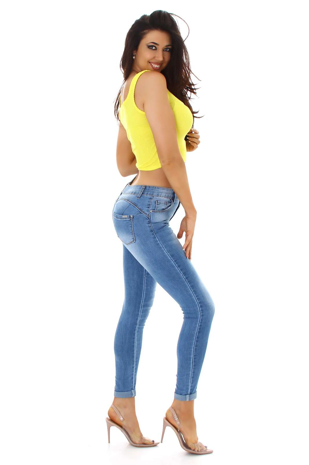 Push-Up Jeans Laury