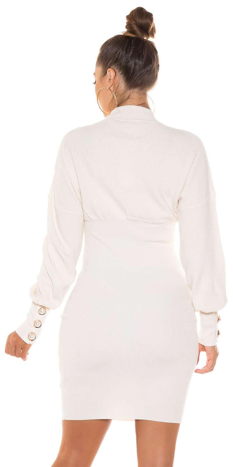Robe tricotée Linya