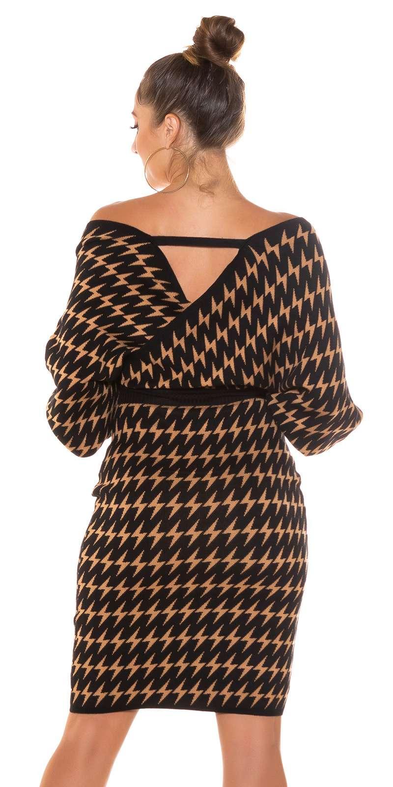 Robe tricotée Lima