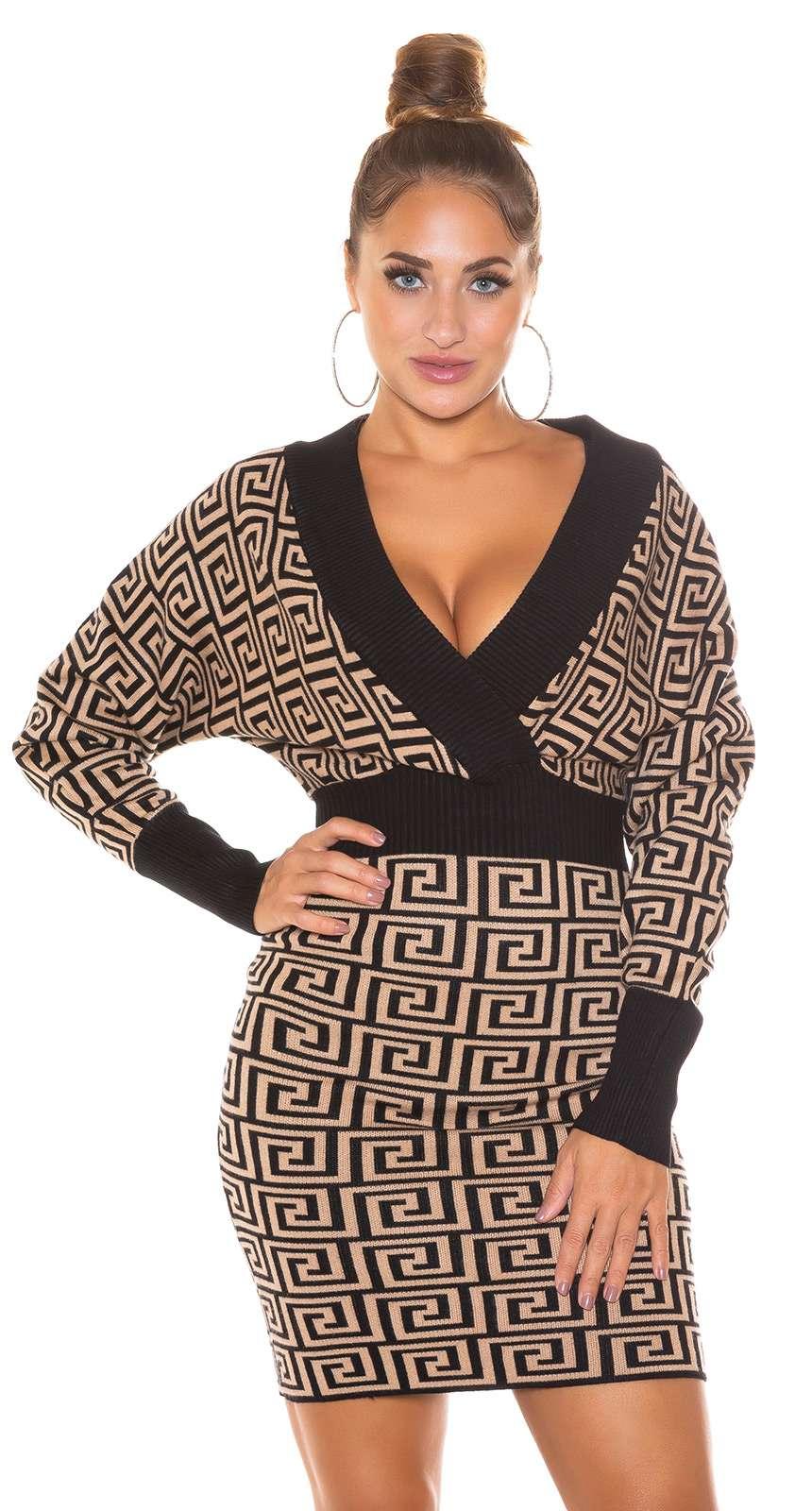 Robe tricotée Linja