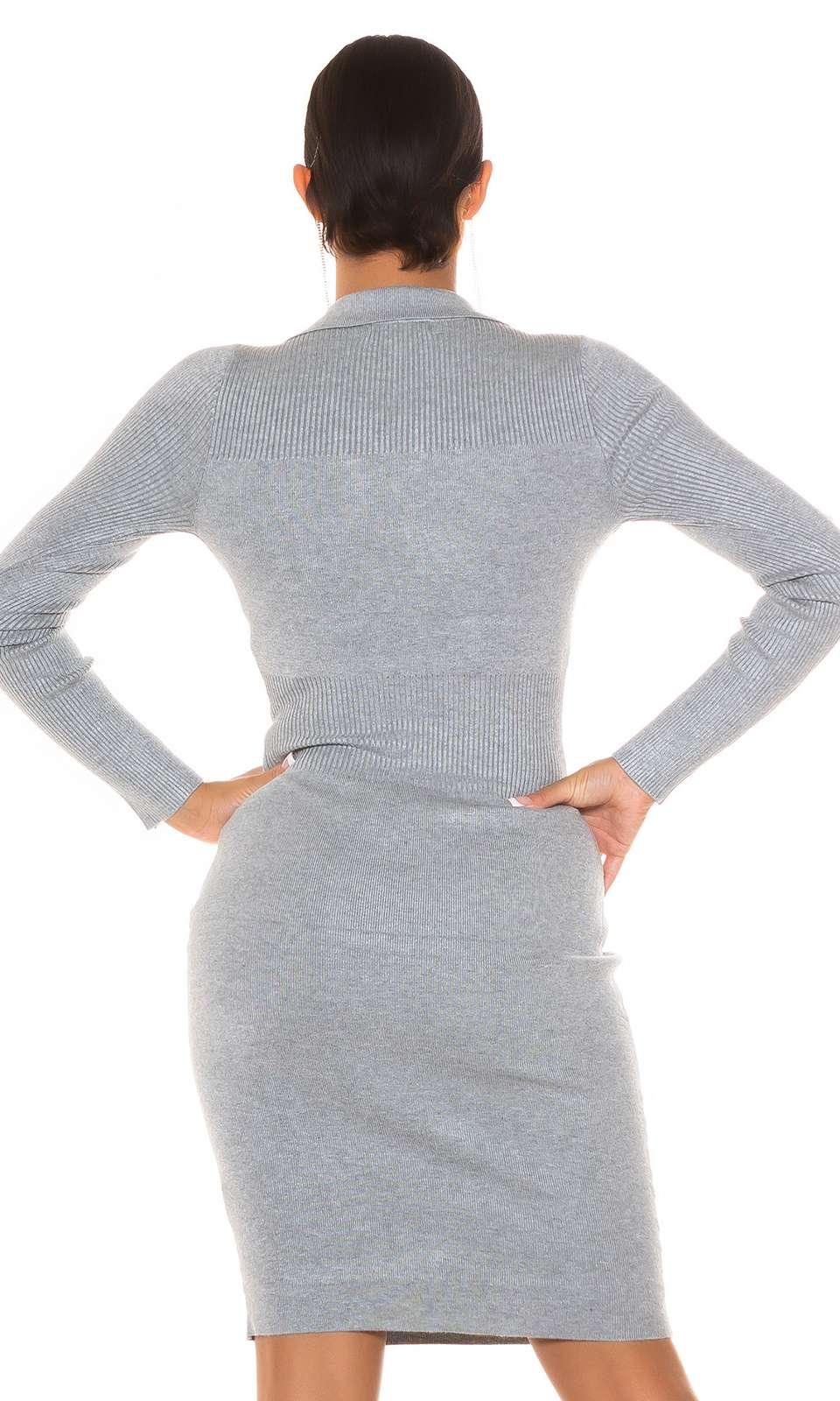 Robe tricotée Liora
